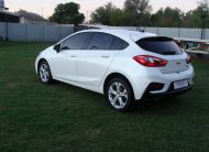 CHEVROLET CRUZE 5P 1.4 TURBO LT MT